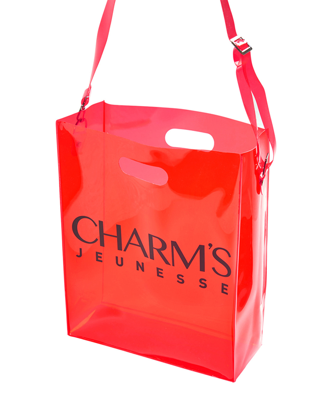 Jeunesse x Charms Signature Totebag Red