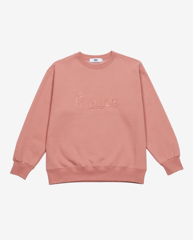 Etoiles Sweatshirt Pink (FW Version --)