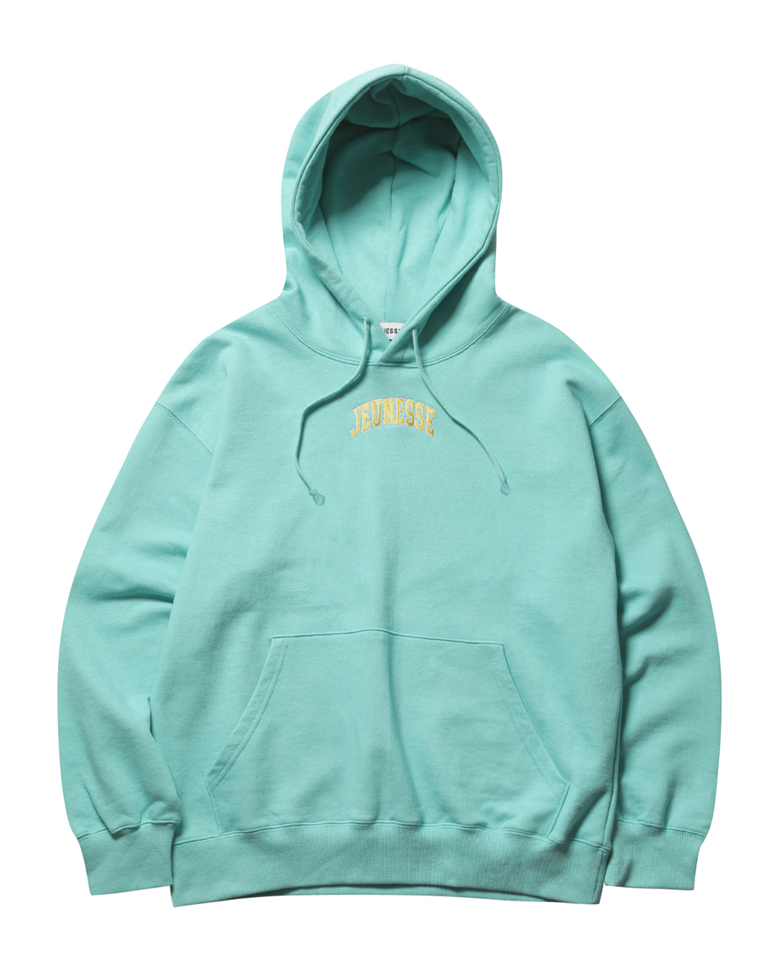 Embo Small Logo Hoodie Mint