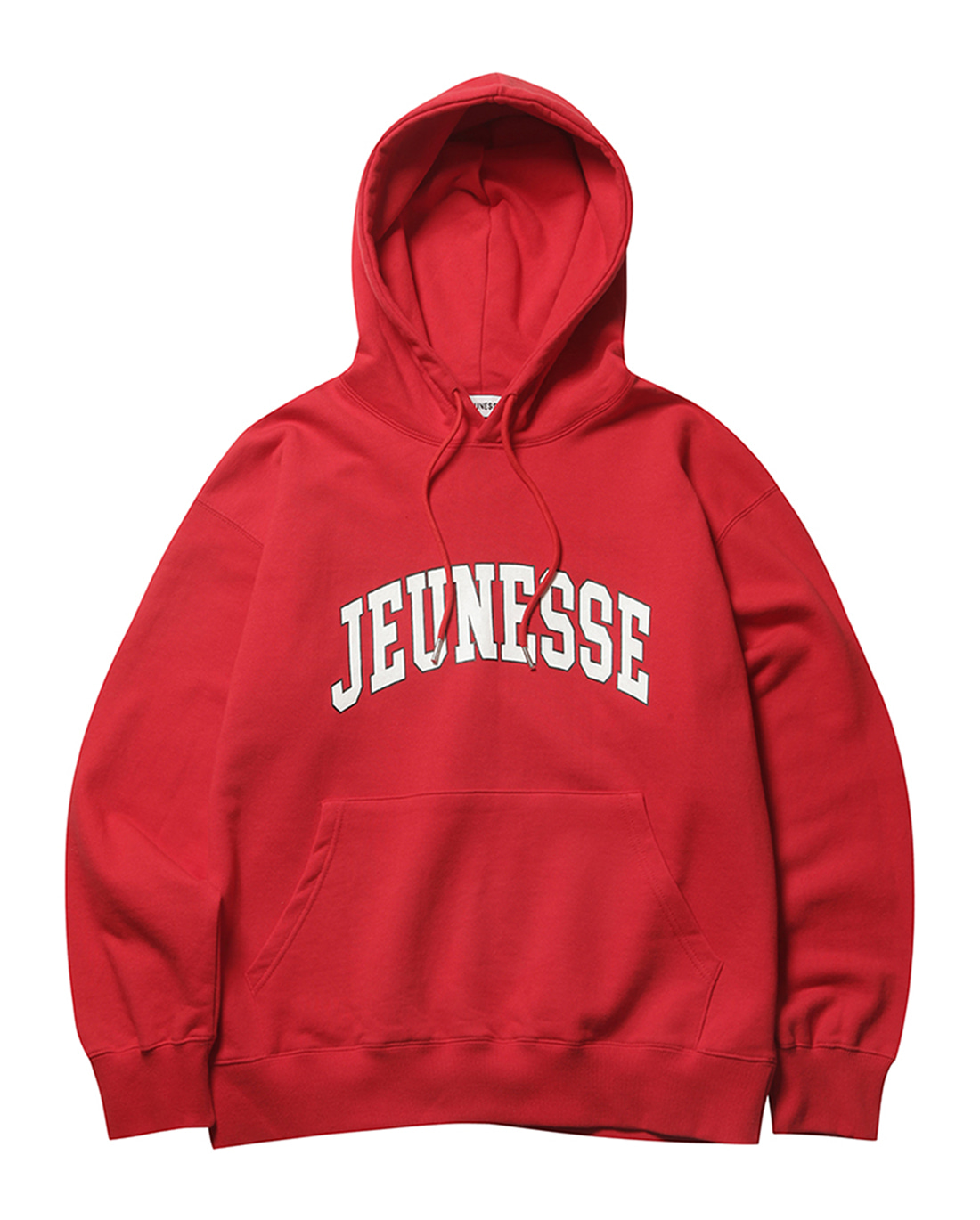 Signature Logo Hoodie Red(SS VERSION)