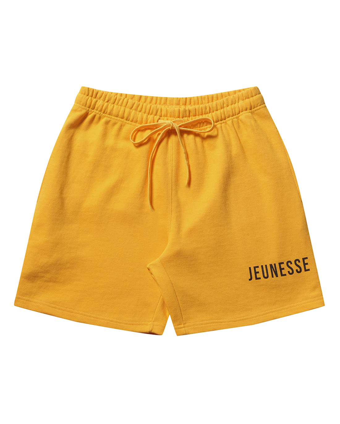 JEUNESSE Logo Sweat shorts Saffron