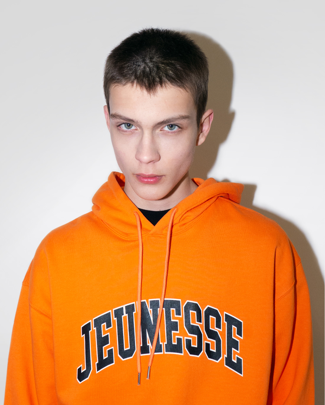Signature Logo Hoodie Orange(SS VERSION)