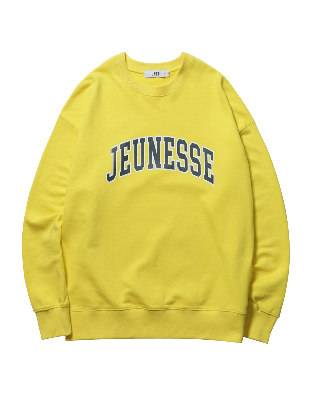 Signature Logo Sweatshirts Yellow (SS Version)