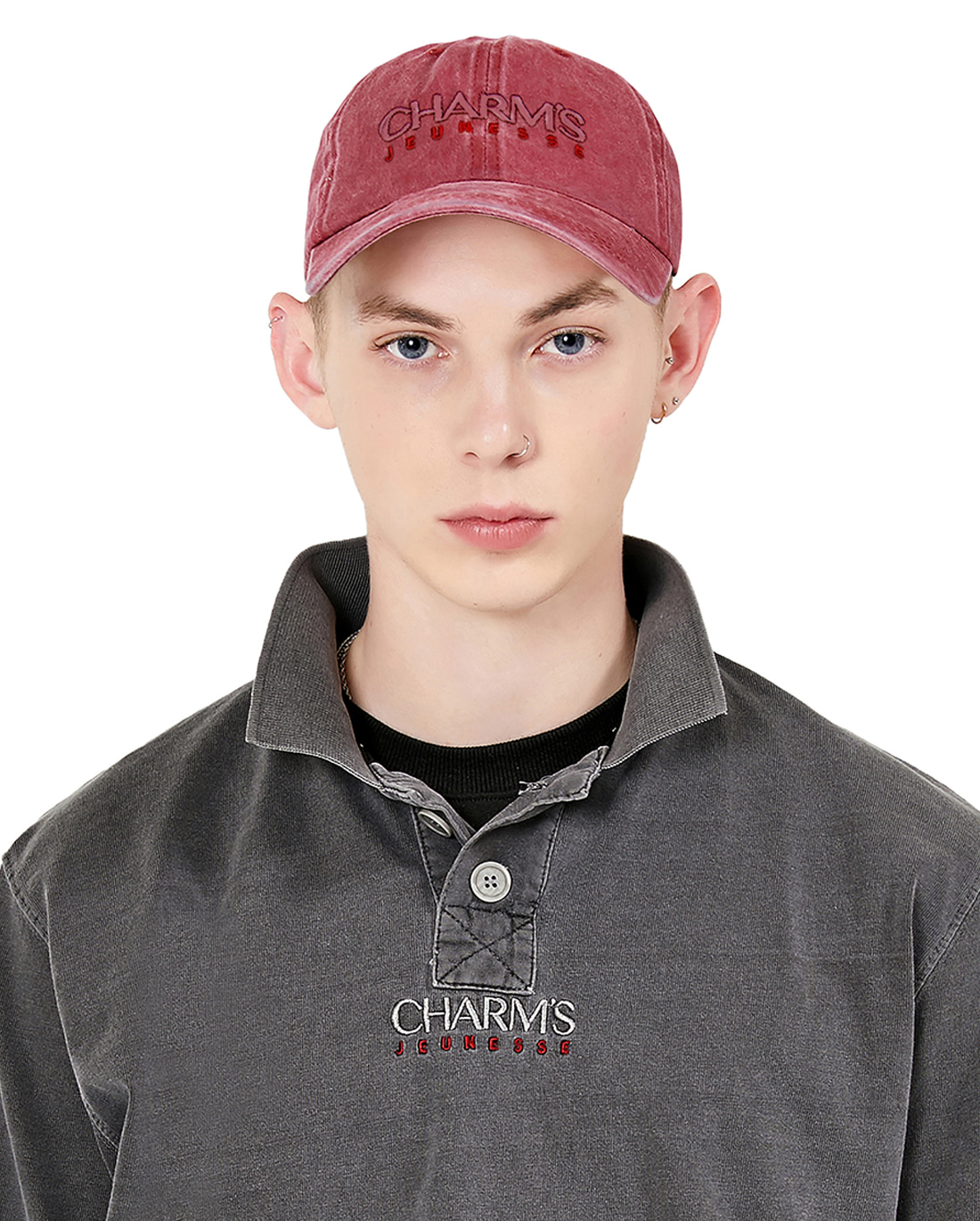 Jeunesse x Charms Signature Cap Red