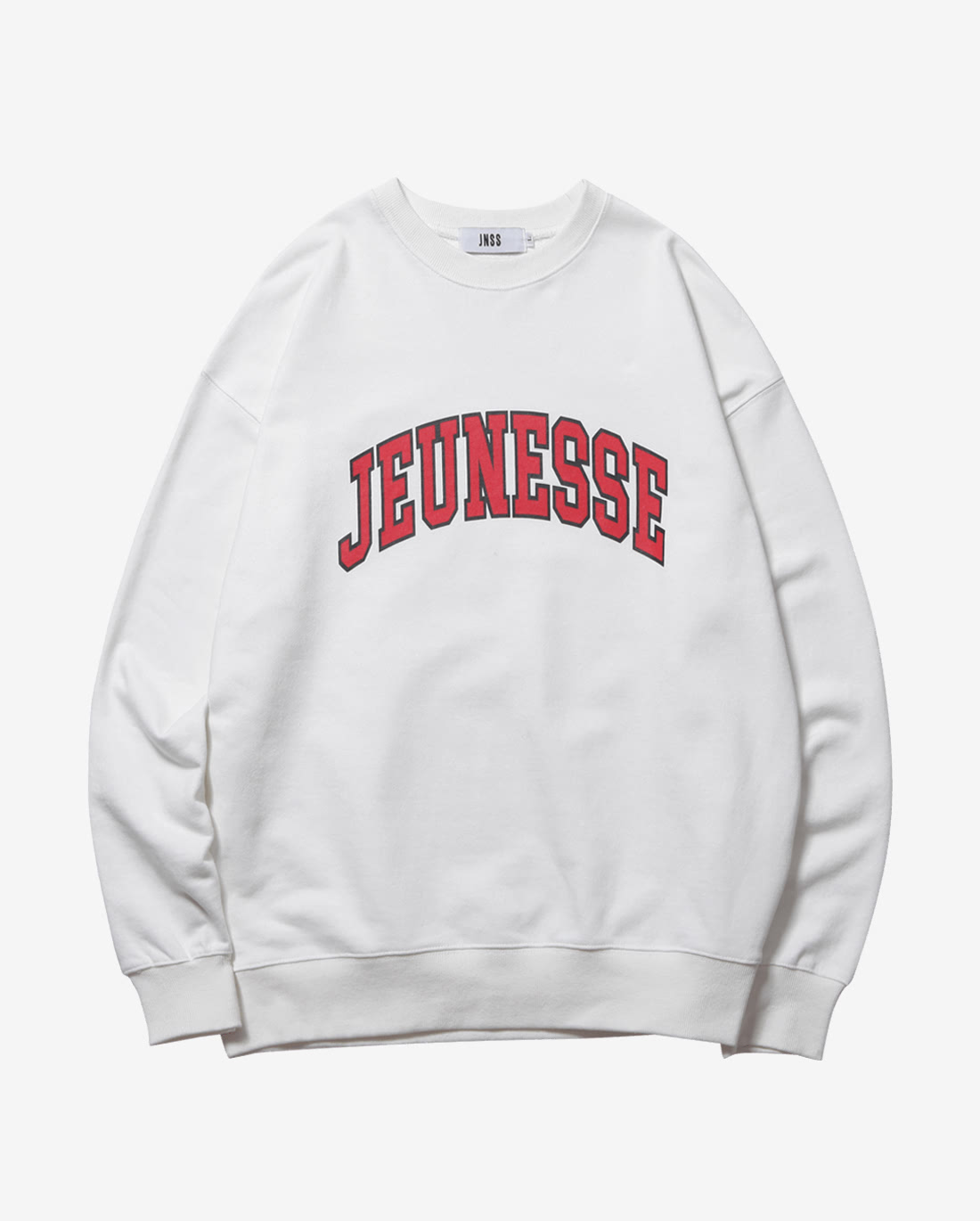 Signature Logo Sweatshirts White (SS Version)