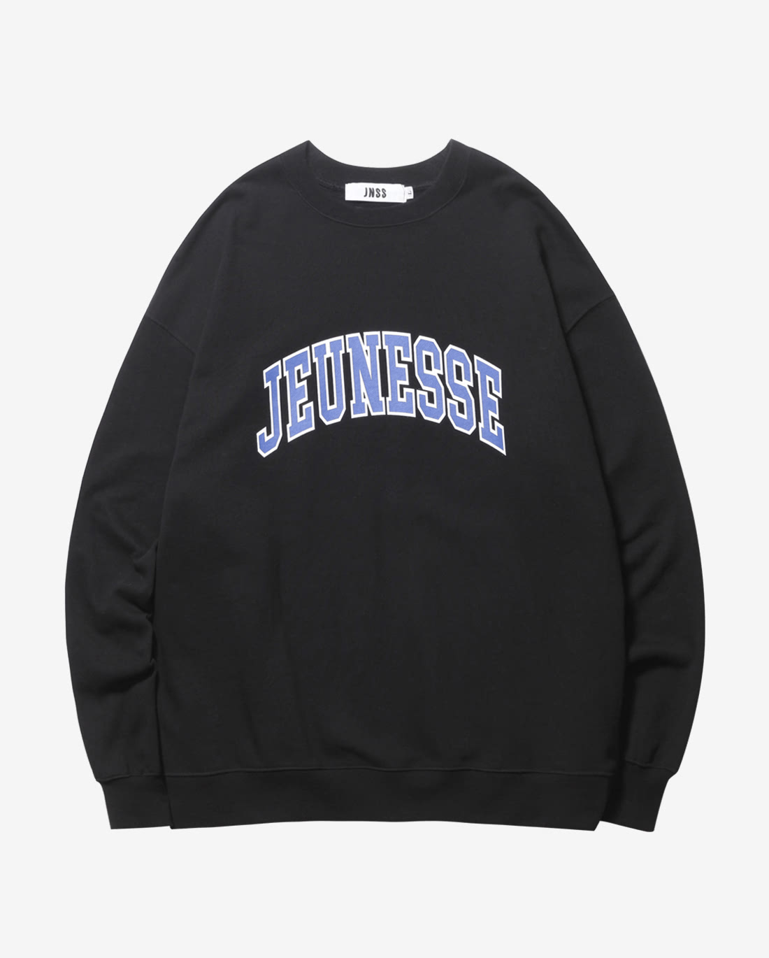 Signature Logo Sweatshirts Black (SS Version)