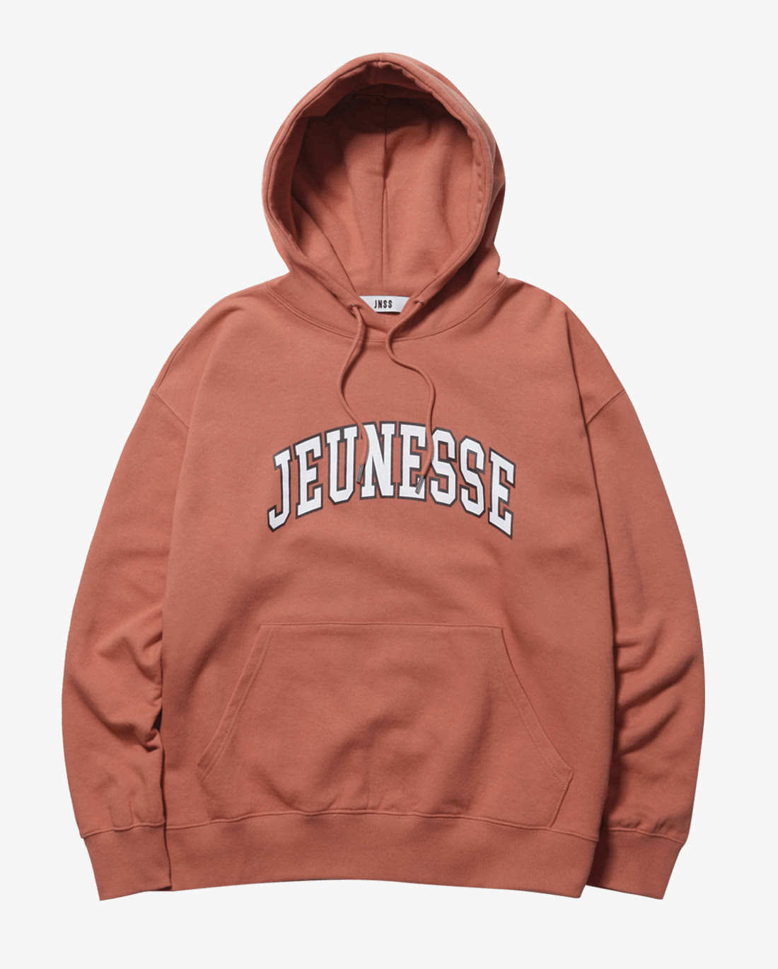 Signature Logo Hoodie Coral Pink (SS 쭈리)