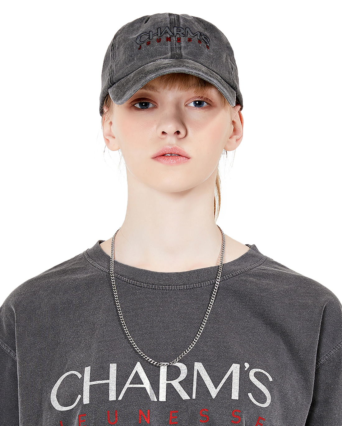 Jeunesse x Charms Signature Cap Black