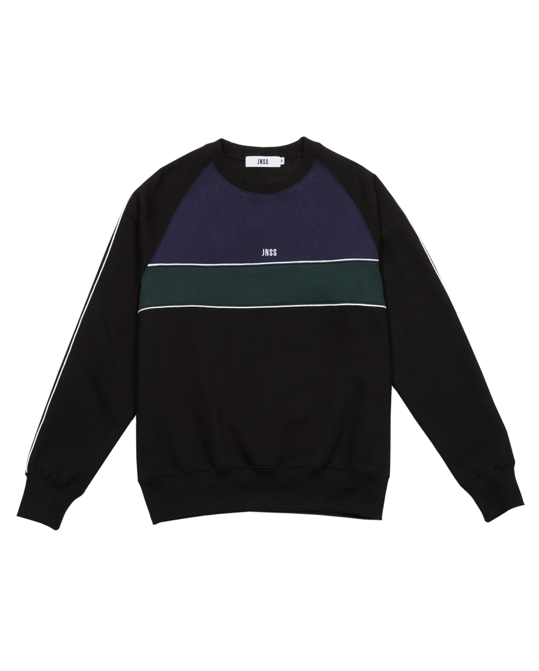 Overpiping Sweatshirt Navy (FW Version 기모)