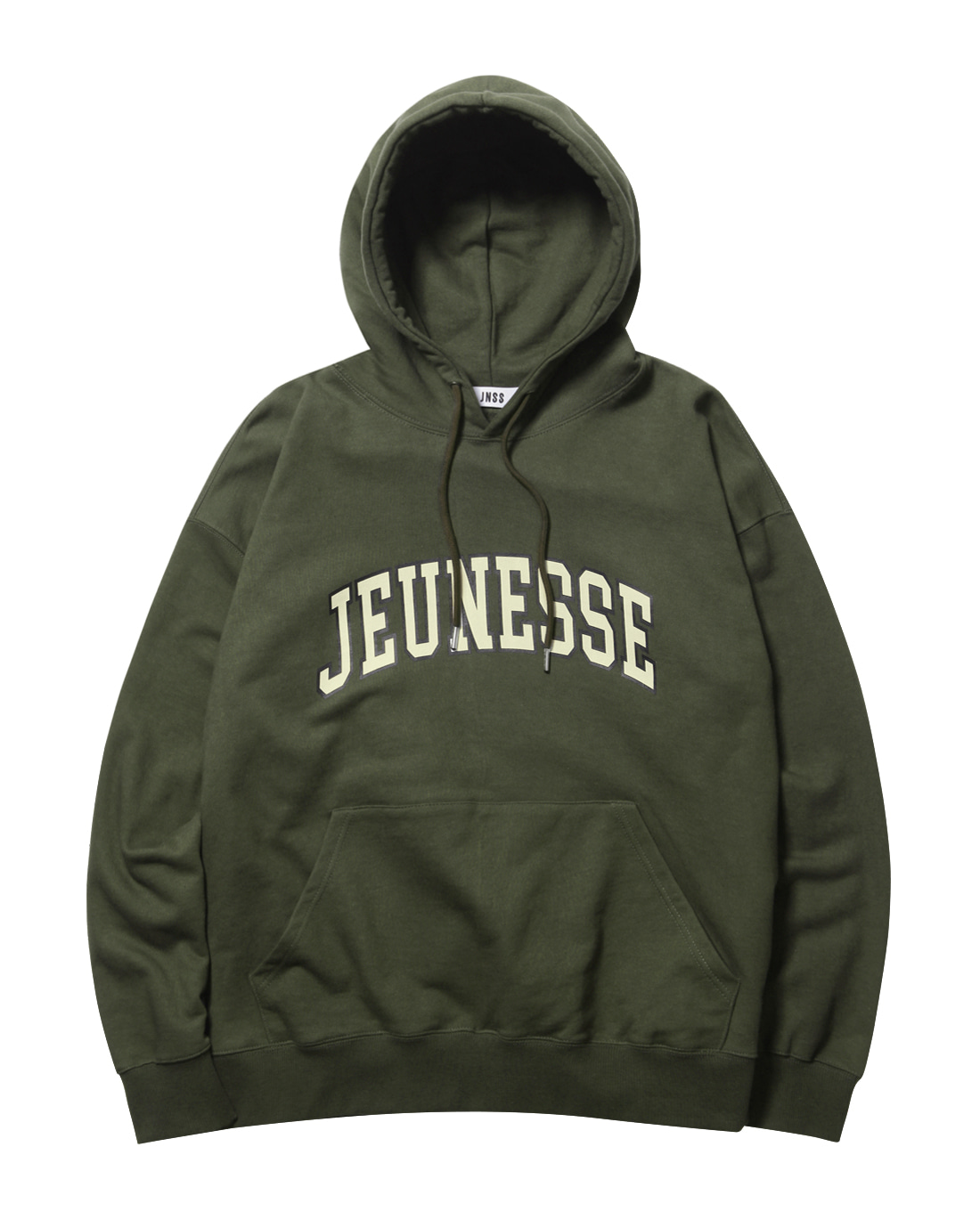 Signature Logo Hoodie Olive (SS 쭈리)