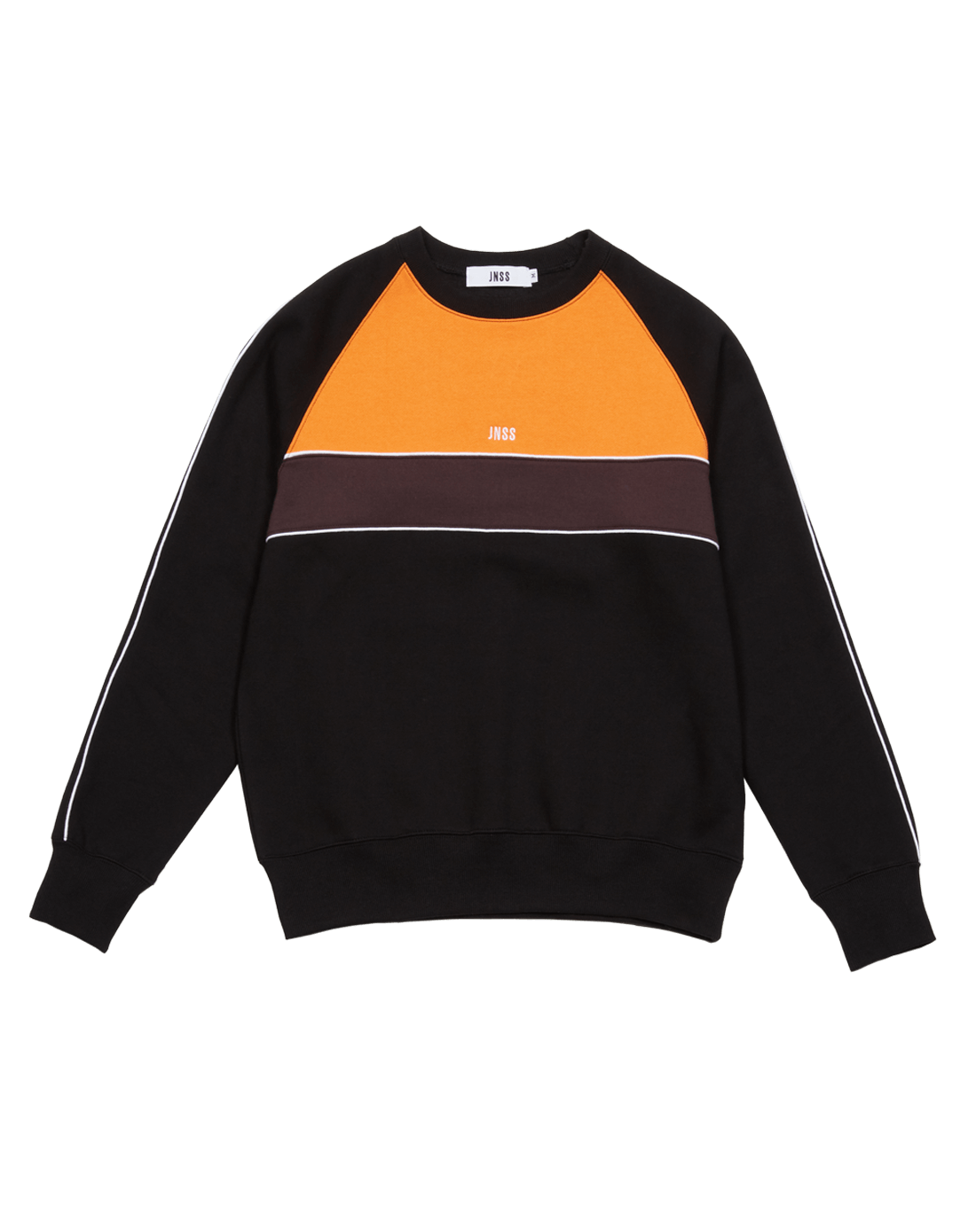 Overpiping Sweatshirt Orange (FW Version 기모)